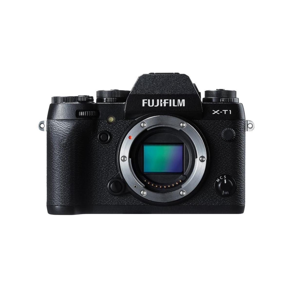 Fujifilm Camera Sale: X-T1 Body $799 or w/  XF 18-55mm f/2.8-4 Lens $1199, X100T w/ 23mm F/2 Lens $1099, Fujifilm X-T10 $599 + Adorama Cash + Free shipping