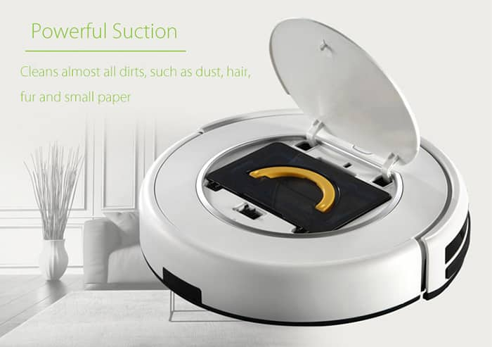 Robotic Vacuums: Jisiwei I3 $93, iLife V1 or Alfawise B3000  $70 + Free Shipping