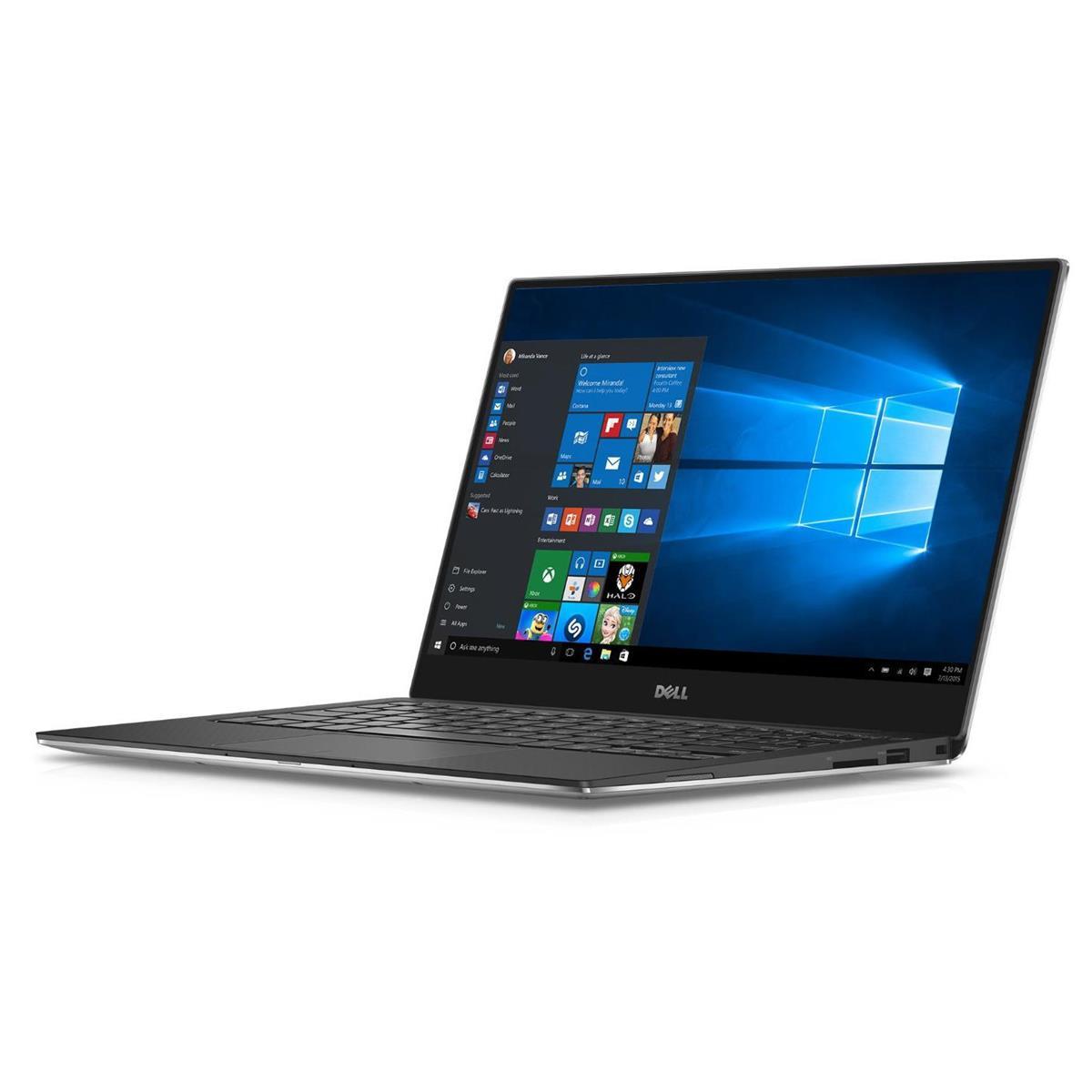"Dell XPS 13 9360 Laptop: i7-7500U, 13.3"" 3200x1800, 256GB PCIe SSD, Intel HD 620 $1099 + Free Shipping"