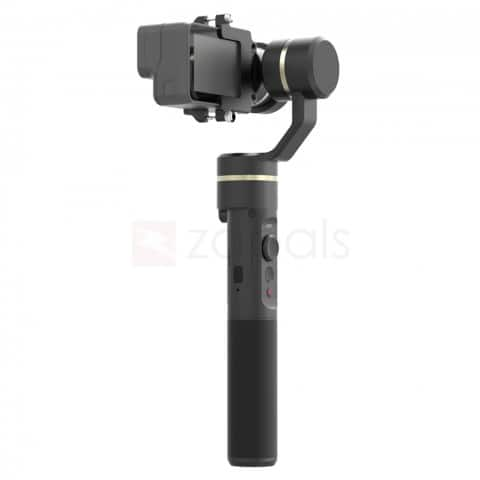 Feiyu G5 Triaxial Handheld Gimbal for GoPro Hero5/4/3 $200 + free shipping