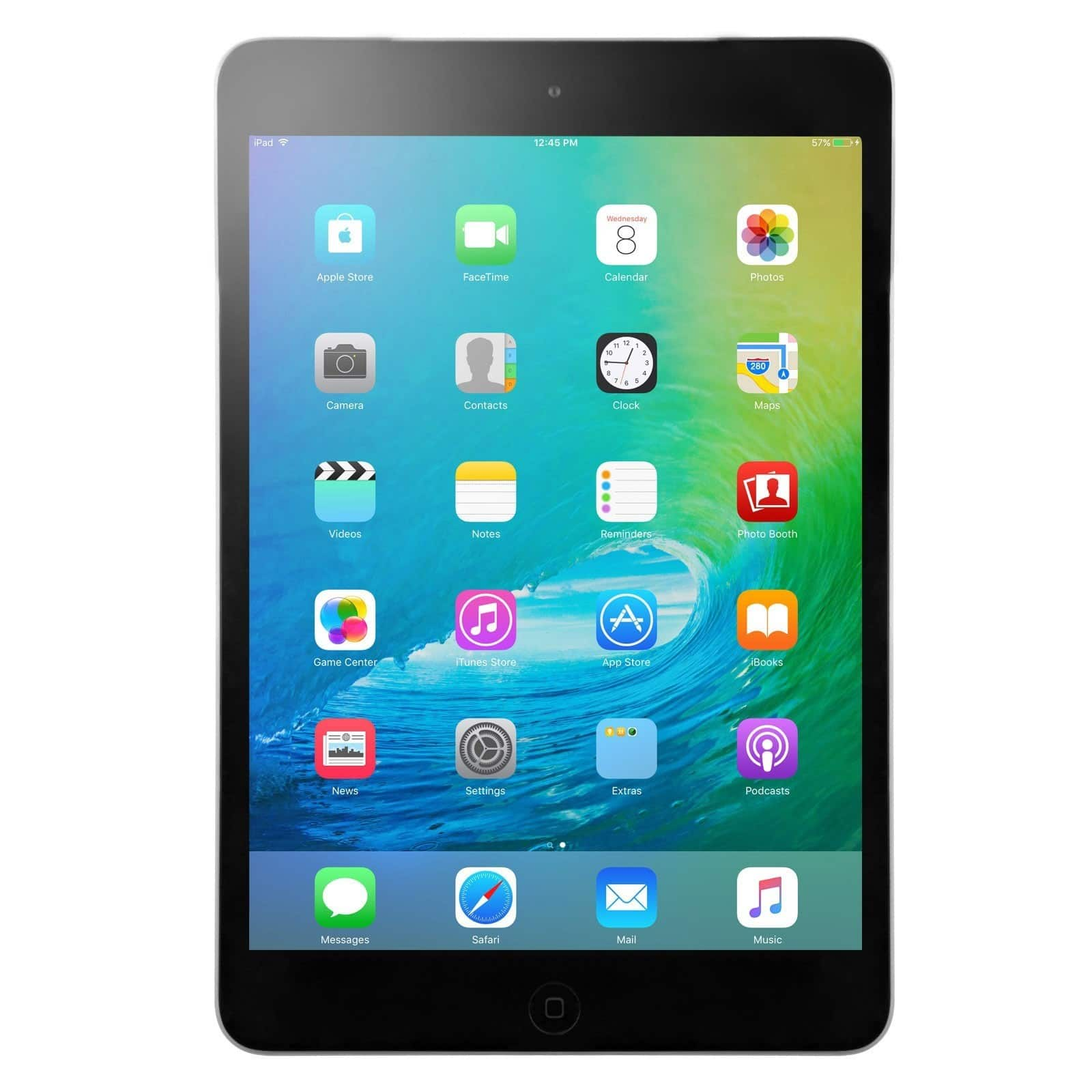 Apple iPad Mini 2 16GB WiFi + Cellular (Refurb) $180 + free shipping