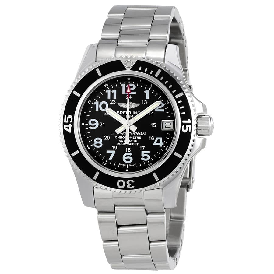 Breitling Superocean 36 COSC Automatic Watch $1995 + free shipping