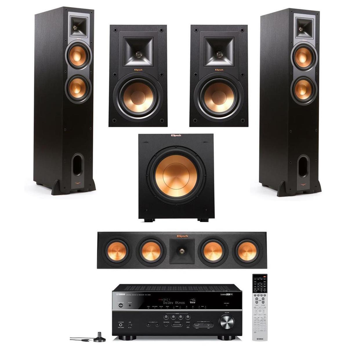 Speakers For Yamaha Rx V