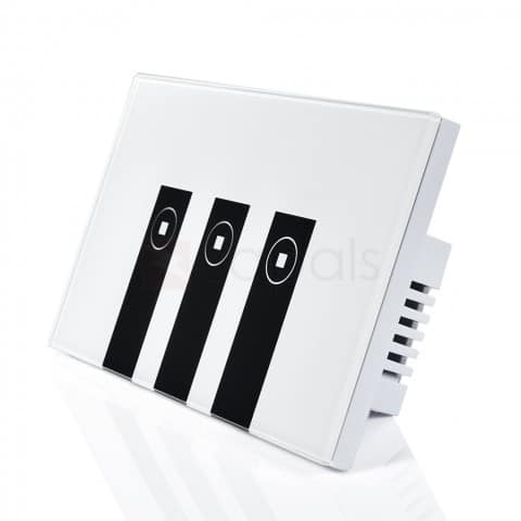 Touch Smart WiFi Light Switch (works with alexa) $16.00 + free shipping