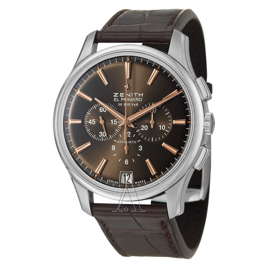 Zenith Men's Captain Automatic Chronograph Watch $3495 + free shipping