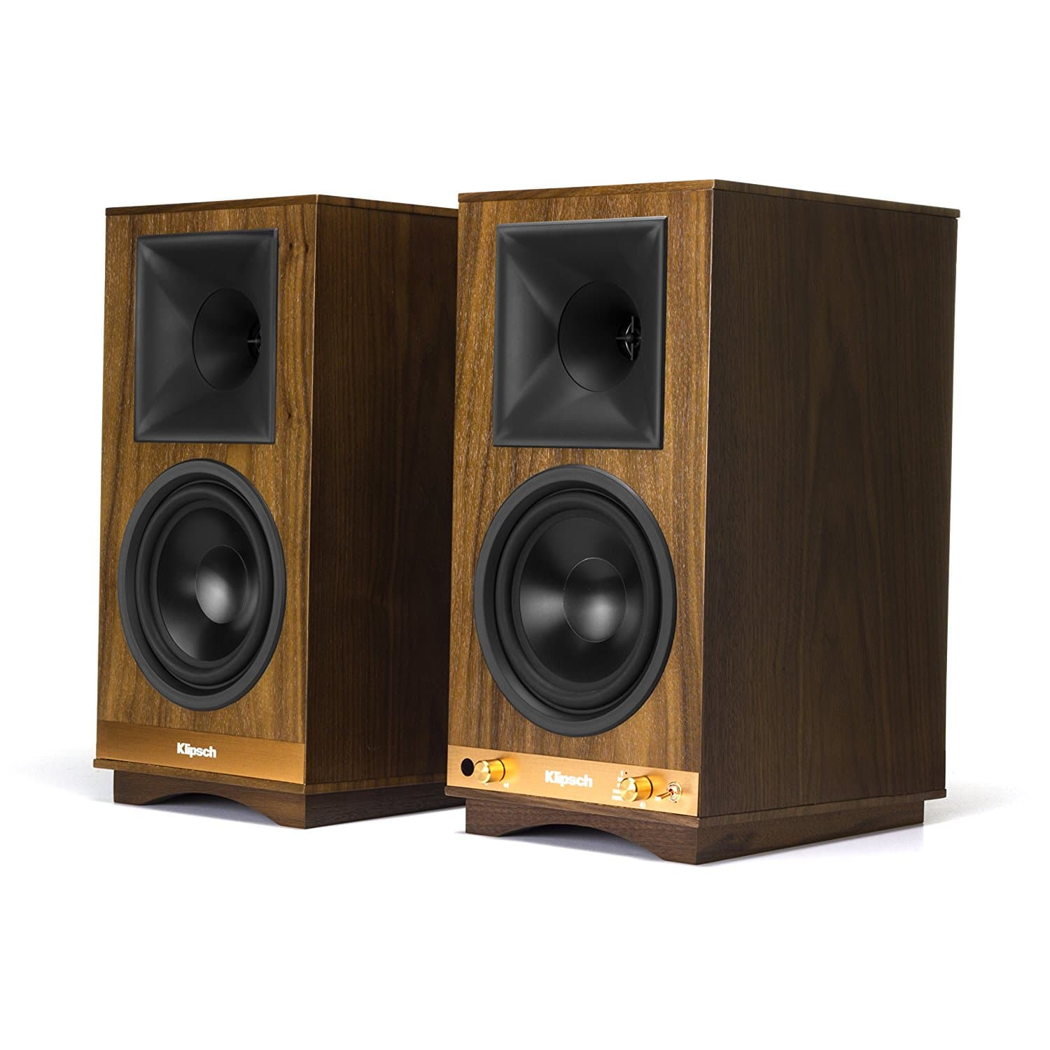 Klipsch The Sixes - Powered Speakers w/ Dac and Bluetooth (open box) $599 + free shipping
