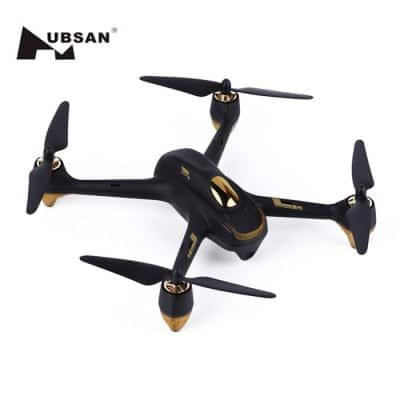 Hubsan H501S X4 Brushless Drone w/ GPS, 1080p Camera, 5.8G FPV 10CH 6-axis Gyro & More $190 + free shipping
