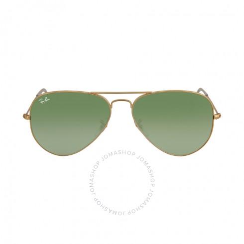 Ray Ban Aviator 58mm Classic Green Sunglasses $80 or Polarized $100 + free sahipping