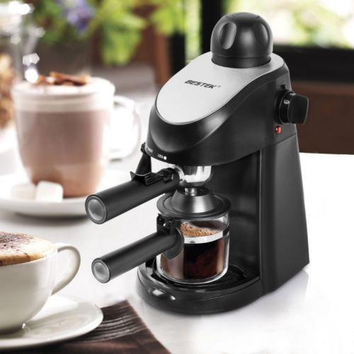 BESTEK Bar Espresso / Cappuccino /  Latte Coffee Maker $31 + free shipping