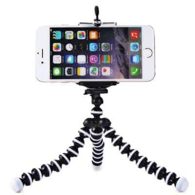 Octopus Style Flexible Tripod  $0.99 + Free Shipping