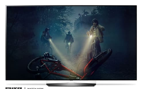 "Call-In Order: 55"" LG OLED55B7A OLED 4K HDR Smart HDTV  $1399.83 (Until 2PM PST) + Free S&H"