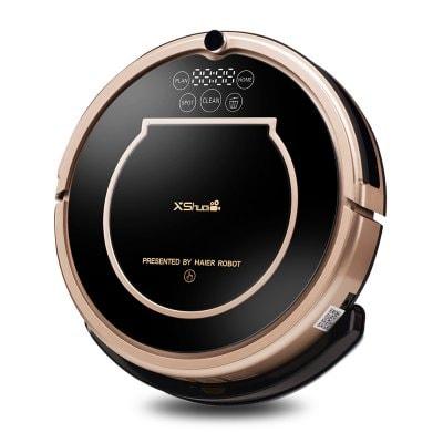 Haier XShuai T370 Robot Vacuum Cleaner w/ WiFi + Alexad $195