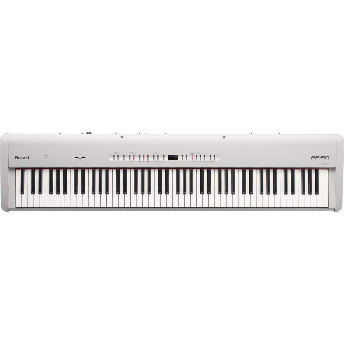 Roland FP-50 88 Keys SuperNATURAL Digital Piano $849 + free shipping