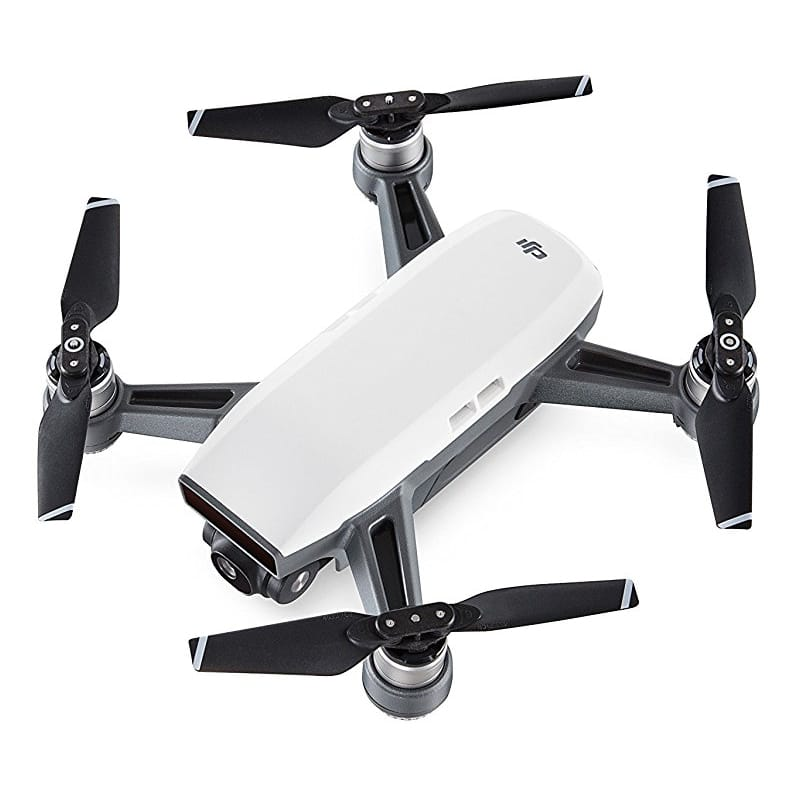 DJI Spark Quadcopter Drone Fly More Bundle (Alpine White) +$34 rakuten points $590 + free shipping