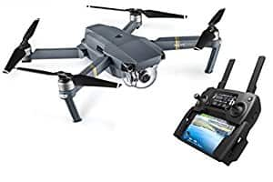 DJI Mavic Pro Quadcopter (sold by amazon direct  - international version) $770 + free shipping