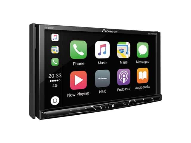 "Pioneer AVH-1330NEX DVD Receiver HD Radio, Apple CarPlay & more $325, or AVH-2330NEX 7"" $395 + free shipping"