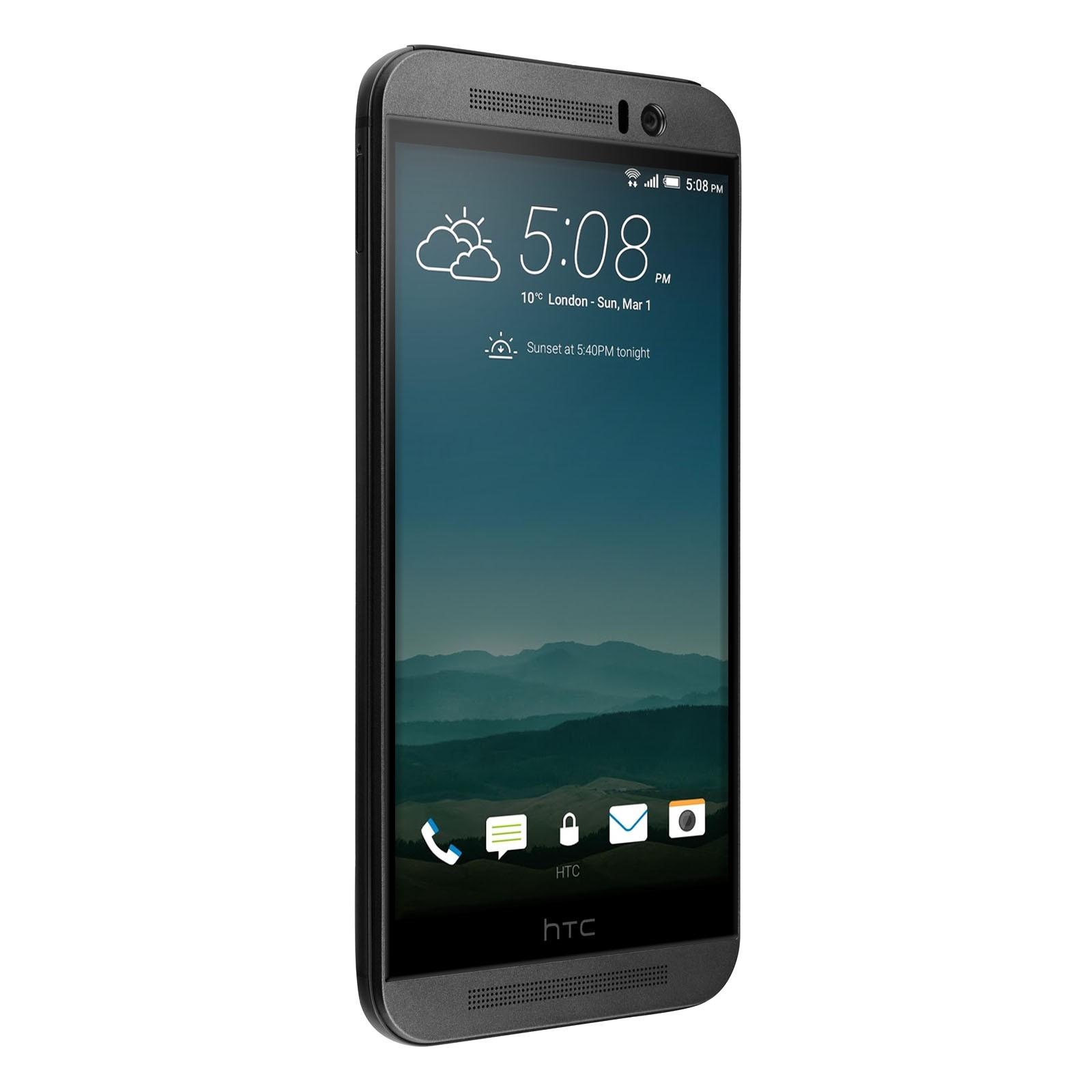 32GB HTC One M9  Sprint Unlocked Smartphone (refurb gray) $110 + free shipping