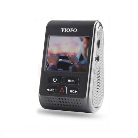 VIOFO A119 1440P HD Car Dash Camera with GPS Module (V2) $67 + free shipping
