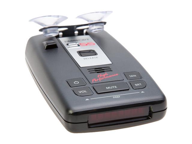 Escort Passport S55 Radar/Laser Detector + $15 Newegg Gift Card $113 + free shipping