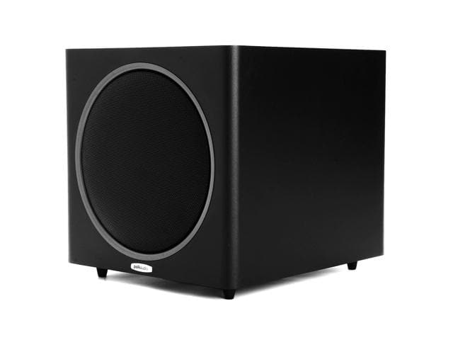 """Polk Audio PSW125 12"""" Powered Subwoofer (cherry or black) + $100 Newegg Gift Card $230 + free shipping"""