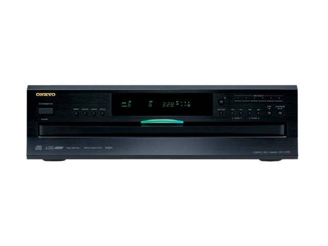 Onkyo DXC390 6-Disc CD Player + $50 Newegg Gift card $148  + free shipping