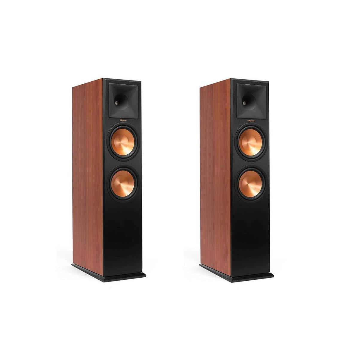 (pair) Klipsch Reference Premiere RP-280FA Floorstanding Atmos Speakers (cherry) $1000 + free shipping