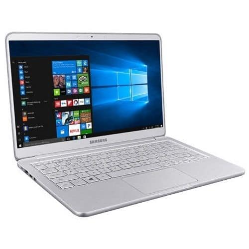 "Samsung Notebook 9: i5-7200U, 13.3"" 1080p Touch, 8GB RAM, 256GB SSD, HD Graphics 620, 1.8lbs $820 + free shipping"