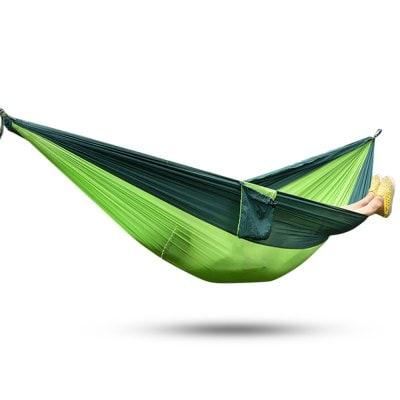 2 Person Hammock (Parachute Nylon) $10 + free shipping