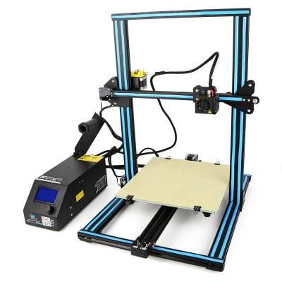 Creality 10 3D Large Size Desktop DIY Printer $355 + free shipping
