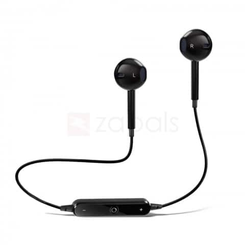 S6 Wireless Bluetooth 4.1 Earbuds $3 + free shipping