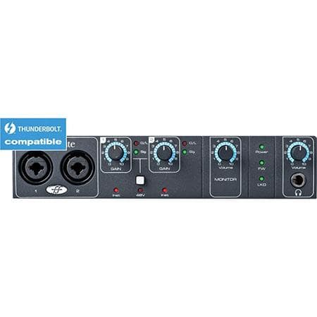 Focusrite Saffire Pro 14 8i/6o FireWire Audio Interface with Microphone Preamplifier $120 + free shipping