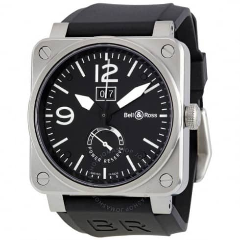 Bell & Ross Grande Date and Reserve De Marche Automatic Men's Watch $2295 + free shipping