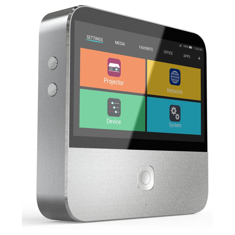 5 ZTE SPRO 2 VERIZON Lumens Display Touchscreen Home