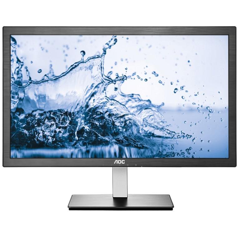 "(refurb) 24"" AOC I2476VWM 1080p IPS LCD Monitor $74.50 + free shipping"