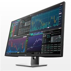 "43"" Dell P4317Q 4K Monitor + $120 in Rakuten cash $800 + free shipping"