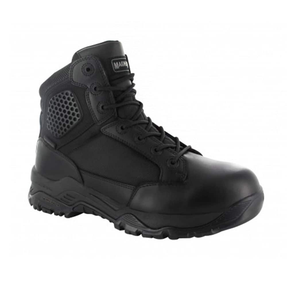 Magnum Strike Force 6.0 WP Black Waterproof Boots (2 for $94) $55 + free shipping