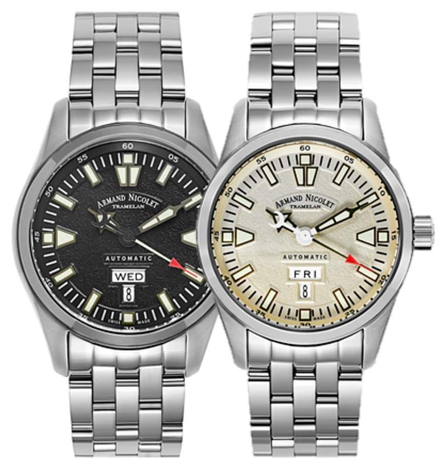Armand Nicolet Men's M02 Automatic Watch $799 + free shipping
