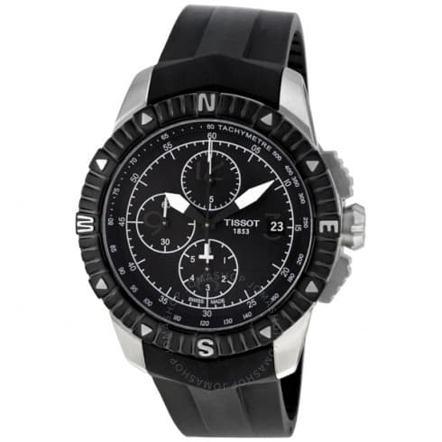 Tissot Men's T-Navigator Automatic Chronograph Watch $319 + free s/h