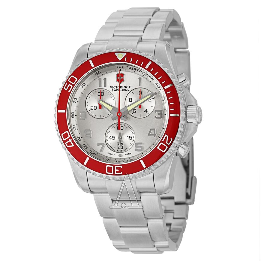 Victorinox Men's Classic Maverick GS Chronograph Watch $165 + free shipping