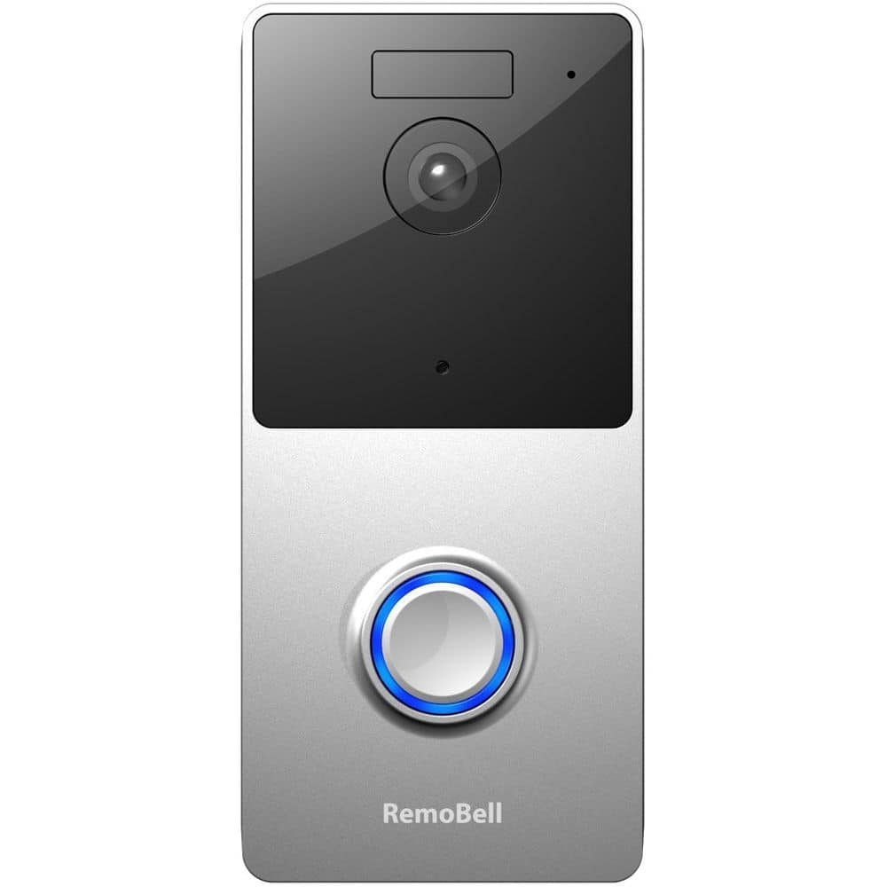 Olive & Dove RemoBell WiFi Video Doorbell (Battery Powered, Night Vision) $100 + Free shipping