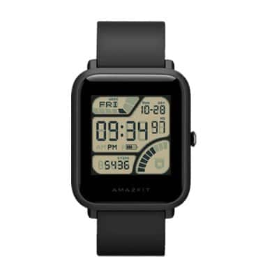 Xiaomi Huami AMAZFIT Bip Lite Version Smart Watch (int version) $60 + free shipping