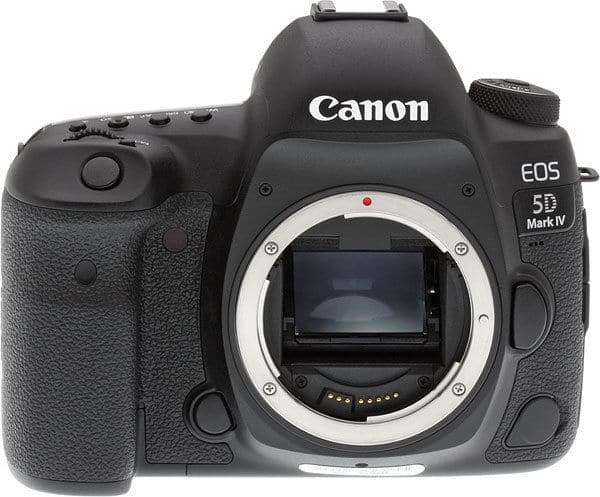 Canon EOS 5D Mark IV Digital SLR Camera (Body Only) $2,429.99 + free s/h