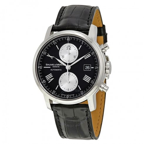 Baume and Mercier Classima Executives XL Automatic Chronograph Watch $1195 + free shipping