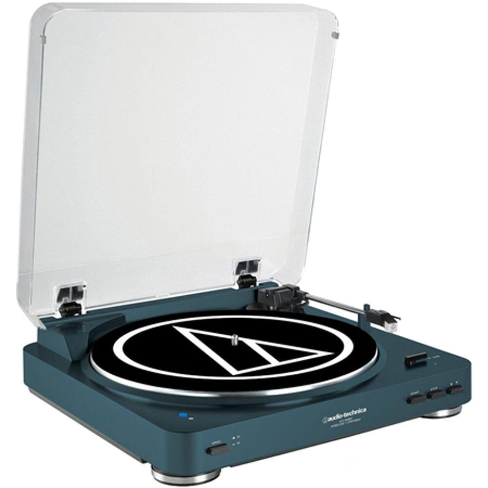 Audio-Technica AT-LP60 Wireless Belt-Drive Stereo Turntable $95 + free s/h (w/ ebay app)