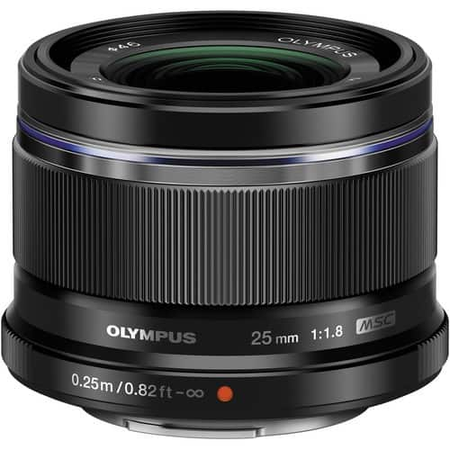 Olympus Sale: 25mm f/1.8 Lens $199, E-PL8 Camera w/ 14-42mm Lens $549, OM-D E-M10 Mark III Camera w/ 14-42mm EZ Lens $699, PEN-F Camera $999. OM-D E-M5 Mark II Body $799
