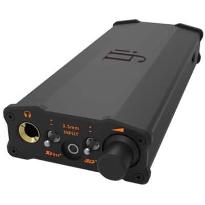 iFi Micro iDSD Black Label USB DAC and Headphone Amplifier $378 + free s/h