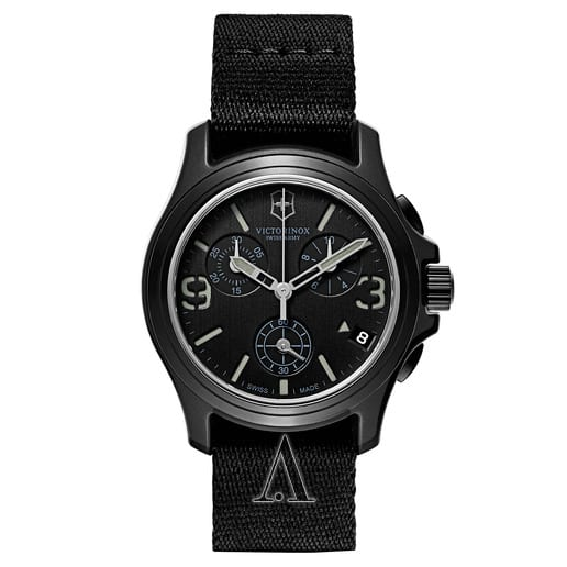 Victorinox Men's Original Chronograph Watch $80 + free shipping