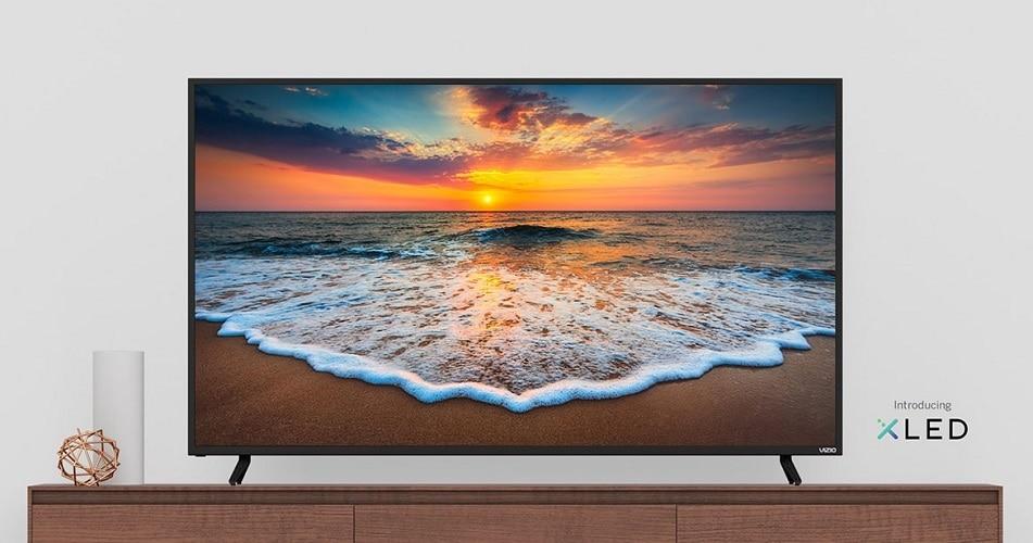 """60"""" Vizio E60-E3 4K TV + $200 Dell E-gift Card $579 after $100 slickdeals rebate"""