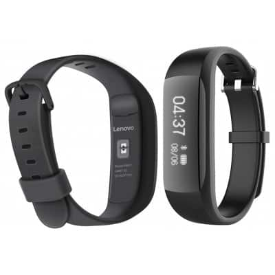 Lenovo HW01 Smart Wristband w/ HRM Monitor $14 + free s/h
