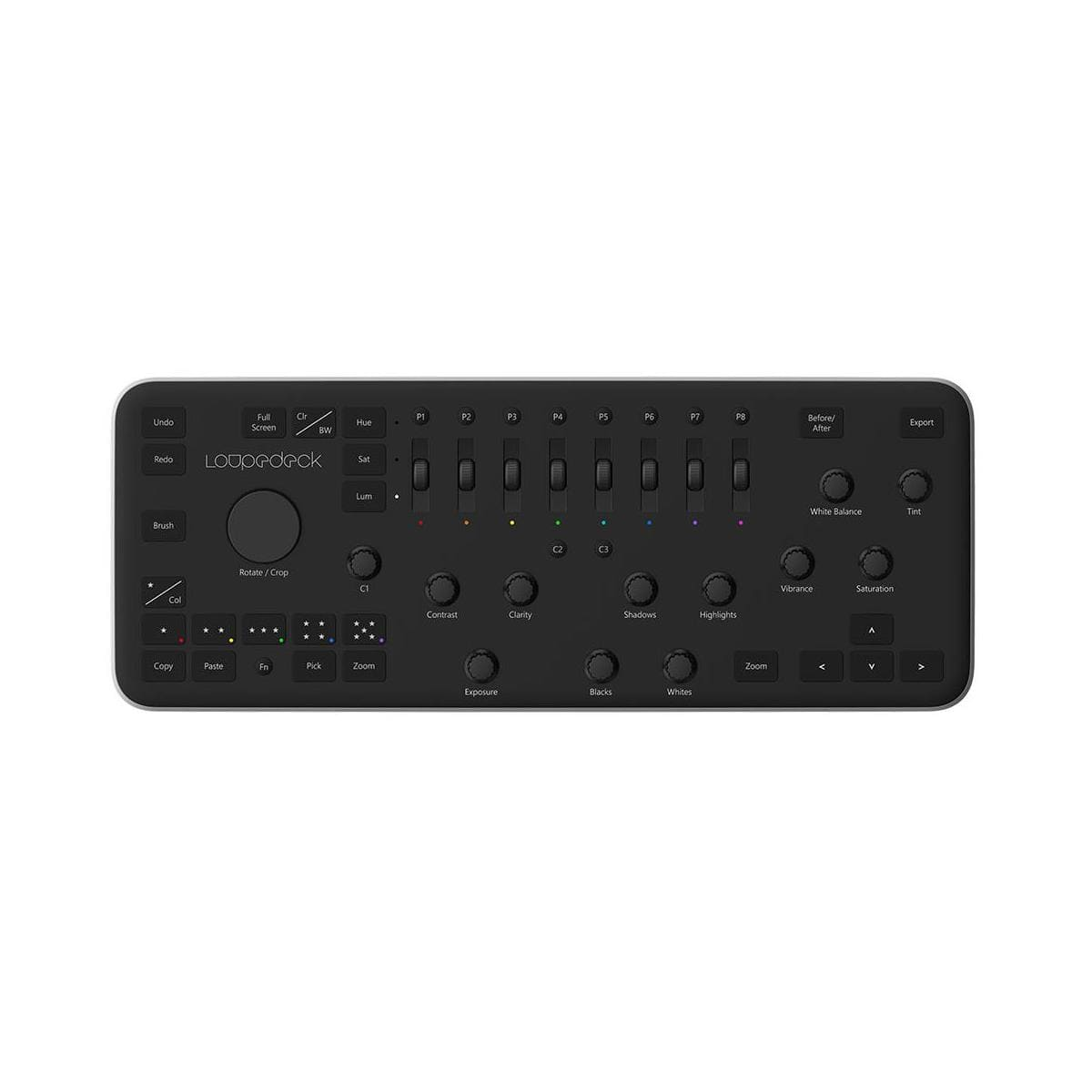 Loupedeck Photo Editing Console for Lightroom 6 & CC $219 + free s/h